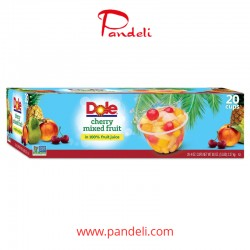 Dole Cherry Mixed Fruit 4oz 16s