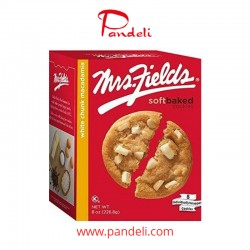Mrs Fields Soft Baked Cookies White Chunk Macadamia 8oz