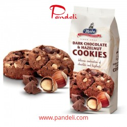Merba Pattiserie Dark Chocolate & Hazelnut 200g