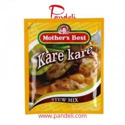MOTHER'S BEST STEW MIX KARE-KARE 35G
