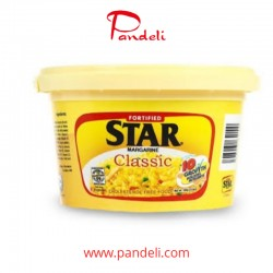 STAR MARGARINE FORTIFIED 100G