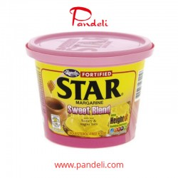 Star Margarine Fortified Sweet Blend with Real Honey Sugar Bits 100g