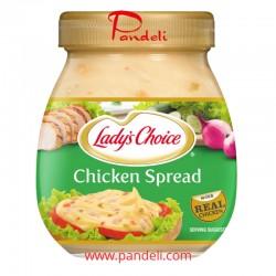 LADY'S CHOICE SANDWICH SPREAD CHICKEN 470ML