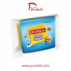 DANES CHEESE SLICES 250G