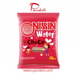NISSIN CHOCO WAFER 12G (20 PCS)