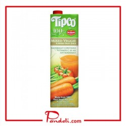 TIPCO DEL MONTE MIXED VEGGIES 1L