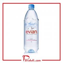 EVIAN NATURAL MINERAL WATER 1L