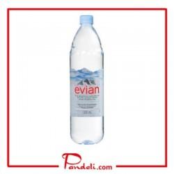 EVIAN MINERAL WATER 1.25L (1250ML)