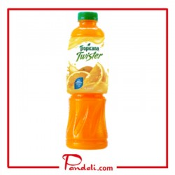 TROPICANA TWISTER JUICY PULP ORANGE 1 LITER