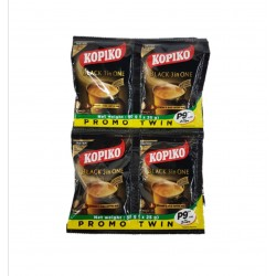 Kopiko Black 3 in 1 Coffee Twin Pack 50g x 10s