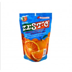 Zesto Orange Juice Drink 200ml x 10