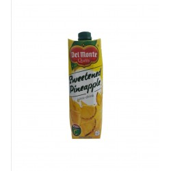 Del Monte Sweetened Pineapple Juice Drink 1L