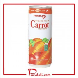 POKKA CARROT FRUIT JUICE 240ML