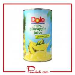 DOLE 100% PINEAPPLE JUICE UNSWEETENED 1.36L