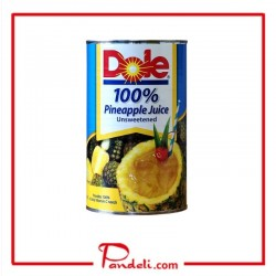 DOLE PINEAPPLE JUICE UNSWEETENED 533ML