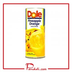 DOLE PINEAPPLE ORANGE JUICE DRINK 240ML