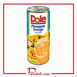 DOLE PINEAPPLE ORANGE JUICE DRINK 190ML