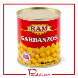 RAM GARBANZOS 225G