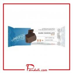 Amberlyn Dark Chocolate Bar 34g SUGAR-FREE