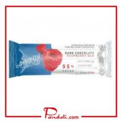 Amberlyn Dark Chocolate Raspberry Bar 34g SUGAR-FREE
