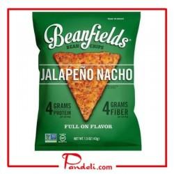Beanfields Jalapeno Nacho Bean Chips 43g