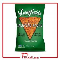 Beanfields Jalapeno Nacho Bean Chips 156g