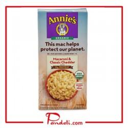 Annie's Organic Macaroni & Classic Cheddar 170g