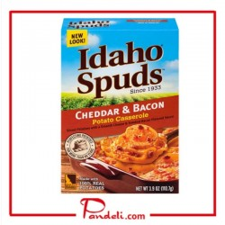 Idaho Spuds Cheddar & Bacon Potato Casserole 100.7g