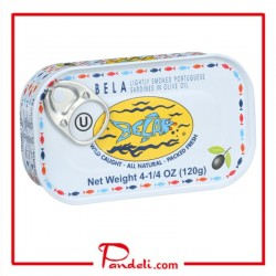 Bela Sardines in Olive Oil 120g