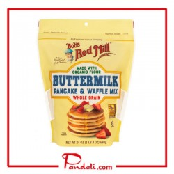 Bob's Red Mill Buttermilk Pancake & Waffle Mix 680g