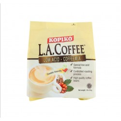 Kopiko LA Coffee Low Acid Coffee Mix 25g 10s