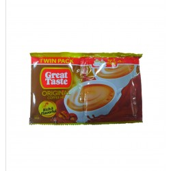 Great Taste Original Coffee Mix Twin Pack 33g 10s