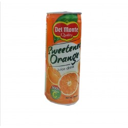 Del Monte Sweetened Orange Jucie Drink 240ml