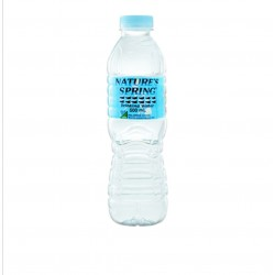 Natures Spring Purified Water 500ml