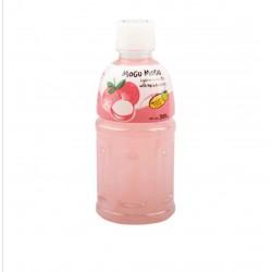 Mogu Mogu Lychee Juice with Nata De Coco 320ml