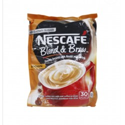 Nescafe Blend & Brew Brown 23.5g 30s