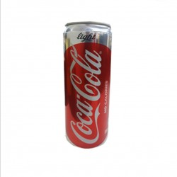 Coke Light Can 330ml