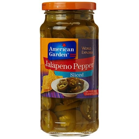 American Garden Jalapeno Pepper Sliced