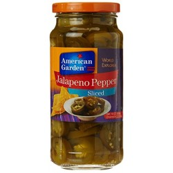 American Garden Jalapeno Pepper Sliced 16oz