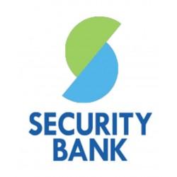 Security Bank Mastercard Credit Card