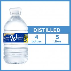 Wilkins Distilled Drinking Water 5L