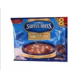 Swiss Miss Choco Milk Blend Dark Choco 20g 10s