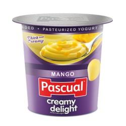 Pascual Creamy Delight Mango 100g