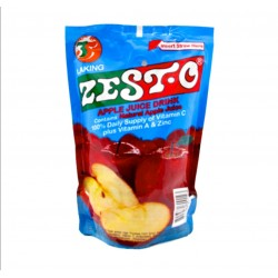 Zesto Apple Juice Drink 200ml 10s