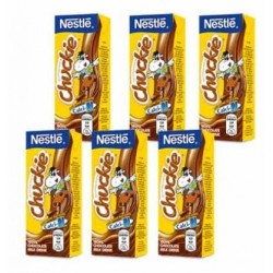 Nestle Chuckie Calci-N 250ml 6s