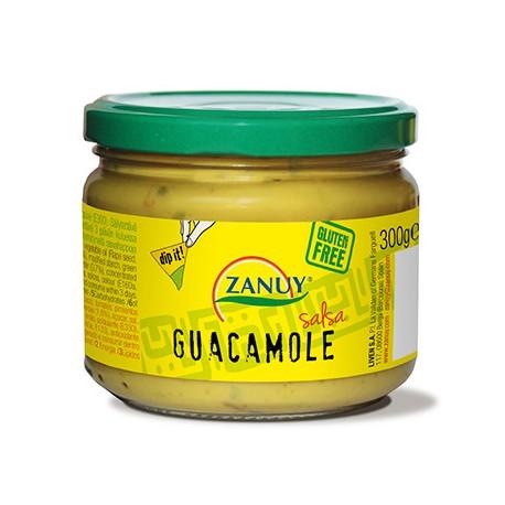 Zanuy Guacamole Salsa 300g