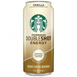 Starbucks Doubleshot Energy Vanilla 15oz