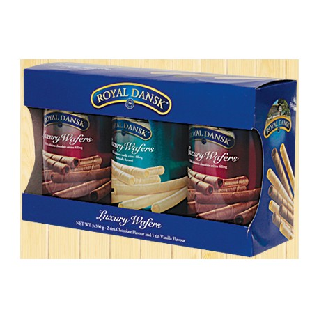 Royal Dansk Wafer Set 3 / 350g