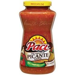Pace The Original Picante Medium Salsa 8 oz.