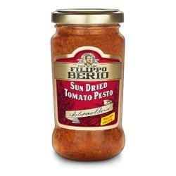 Filippo Berio Sun Dried Tomato Pesto 190 g